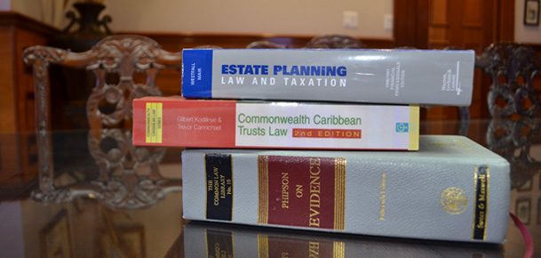 Belize Lawyer Books